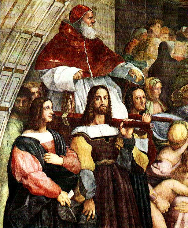[QUI RADIO SPADA] Giulio II della Rovere: attualità di un pontificato