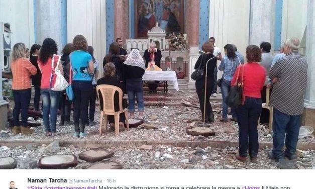 SIRIA / Homs celebra l'Eucaristia, i ribelli se ne sono andati