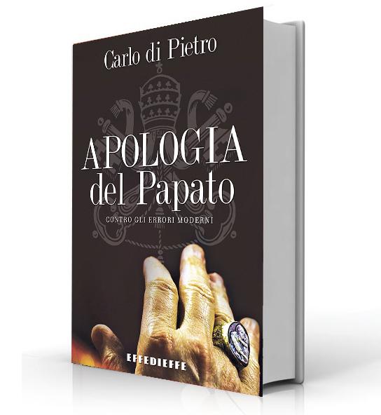 Apologia del Papato, nuovo libro EFFEDIEFFE