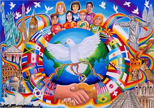 [DIFFONDERE] La Pace in Palestina finalmente arriverà, mancano pochi giorni: l'8 giugno!