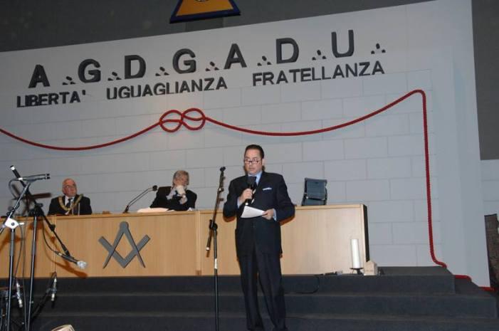 Gianni Pittella del Partito Democratico e i 3000 massoni della Gran Loggia di Rimini [FOTO, PROVE]