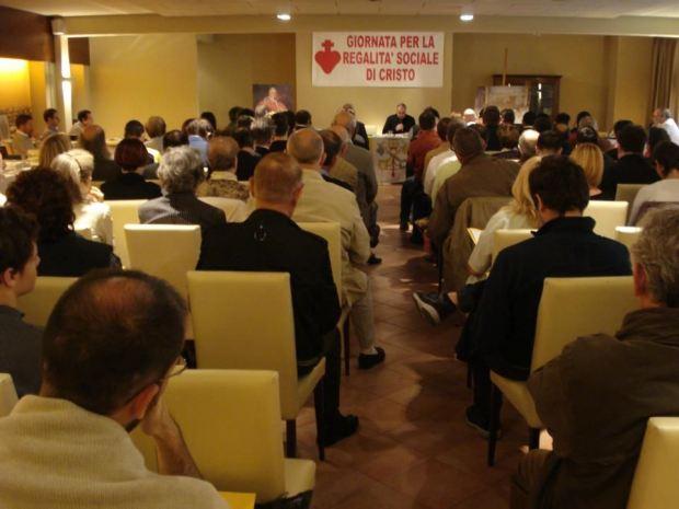 IX Giornata sulla regalità sociale di Cristo: Modena 11 ottobre