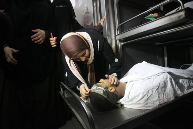 """Notizie dal campo di concentramento di Gaza, 70 morti e 550 feriti. Rappresaglia, proporzioni maggiori del """"10 a 1"""" nazista"""