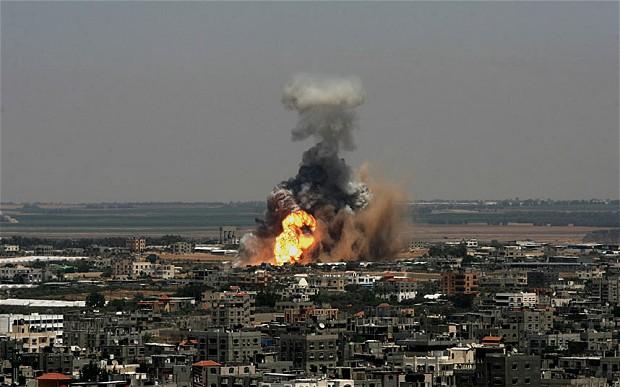 """Gaza, bombardate donne e bambini, del resto """"1000 arabi non valgono un ebreo"""""""