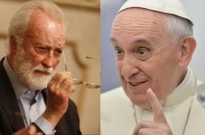 [DANILO QUINTO] Scalfari propone. Il Papa dispone.