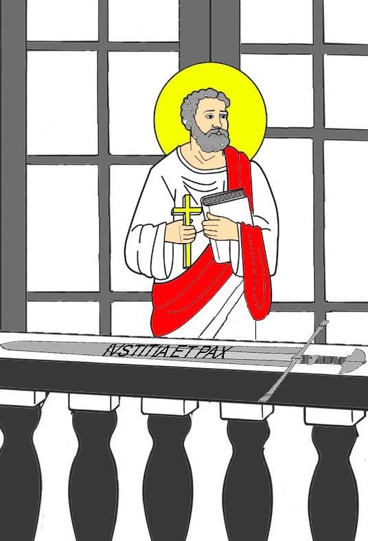 Il ritorno di San Pietro (Quinta parte: A la guerre comme à la guerre)