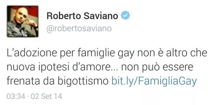 Bob, don't preach: i sermoni non richiesti di Saviano
