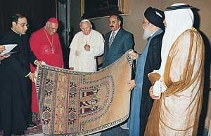 Breve su K. Wojtyla ed il Corano