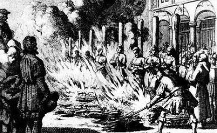 [AUDIO] Il Re degli Anabattisti di F. R. Malleczewen: Europa settaria del Cinquecento
