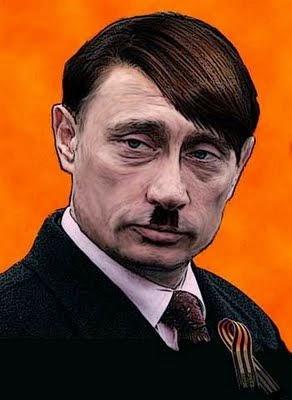 Putin = Hitler? L'UE ci ricasca