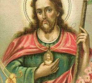 Una grande preghiera a San Giuda Taddeo