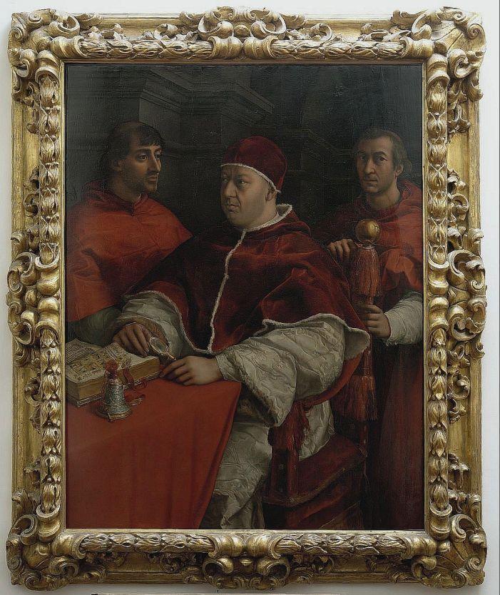 Appunti storico-apologetici su Papa Leone X