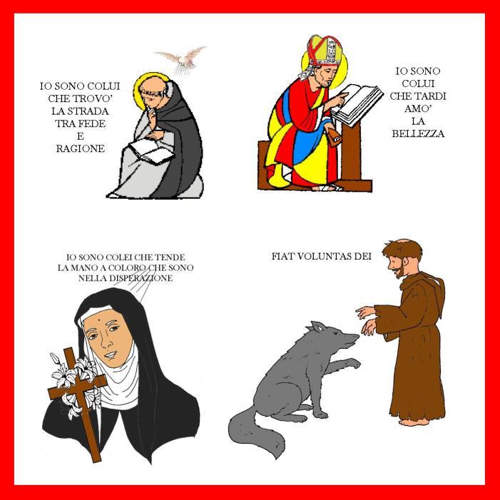 Il ritorno di San Pietro (nona puntata: il segno dei quattro)