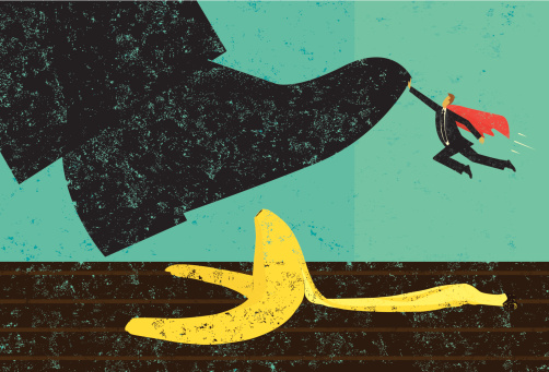 Il Sinodo delle bucce di banana