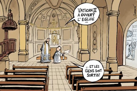 [Audio] 'Vaticano II, cavallo di Troia del mondialismo' (Radio Spada e LoSai)