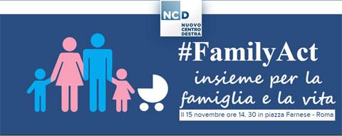 [Danilo Quinto per Radio Spada] Family Act, ci vuole martirio e non male minore