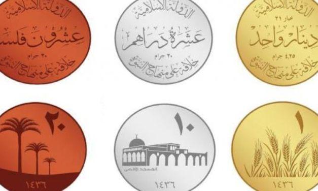 L'ISIS si fa una sua moneta. E usa il gold standard.