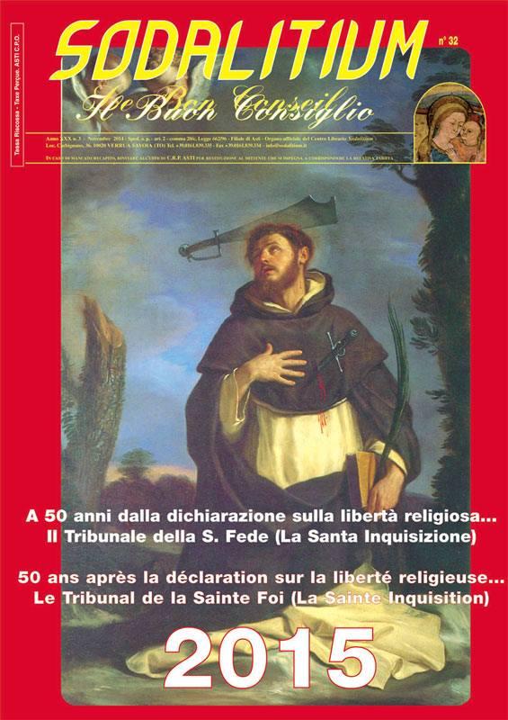 Un calendario per l'Inquisizione