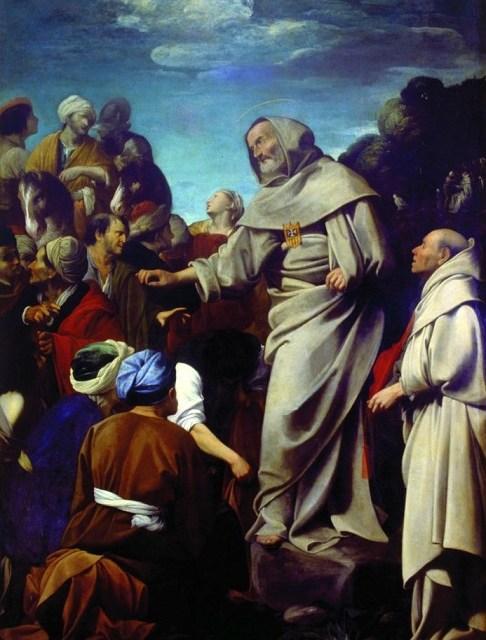 Bergoglio e la gloria del mercedario