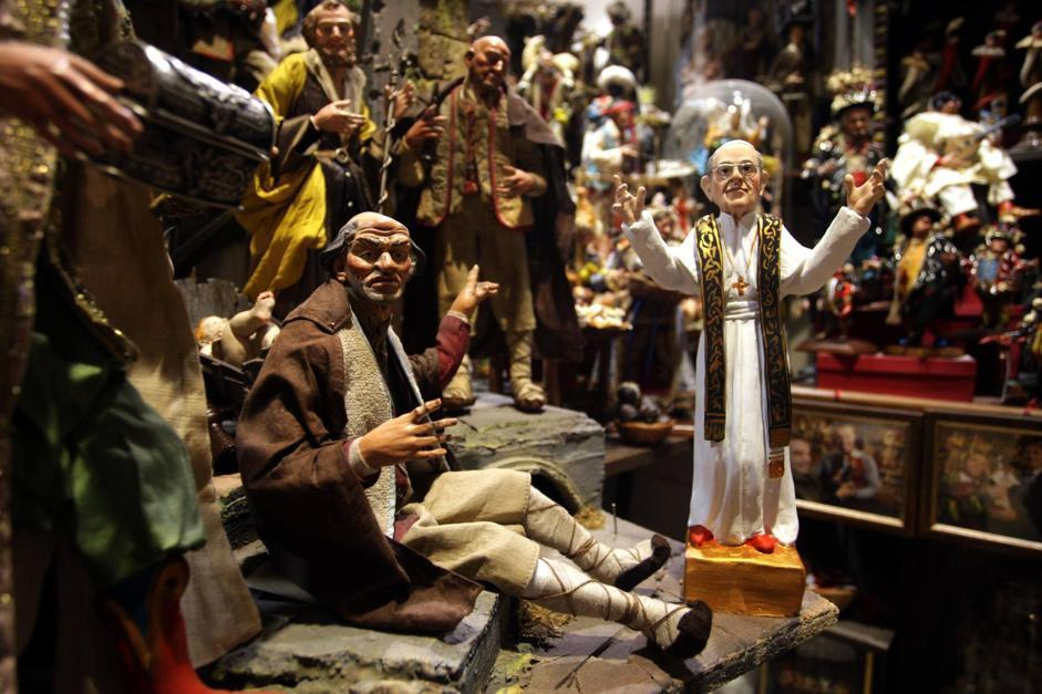 Bergoglio e l'Inferno: notizie dall'Oriente