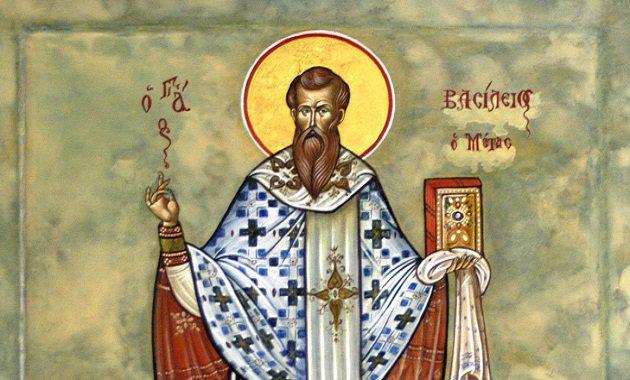 San Basilio Magno: un'antica esortazione contro certo Capitalismo