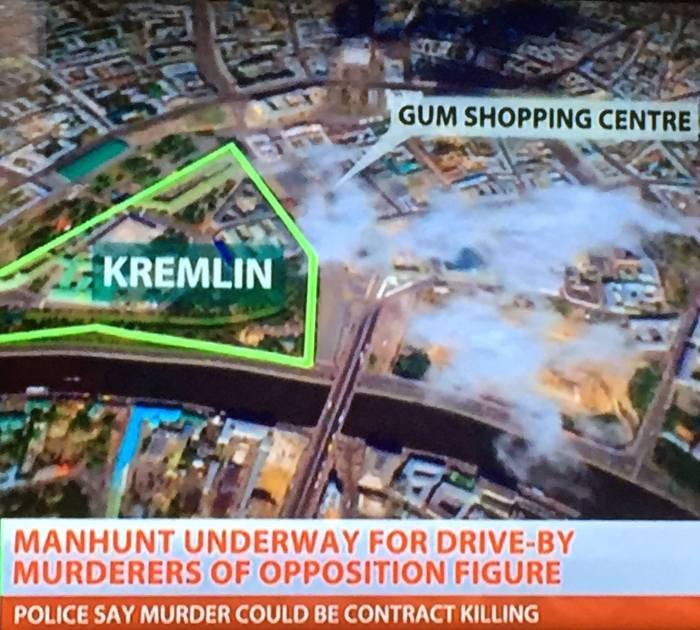 [Audio, 28-2-15] Russia: omicidio Nemtsov, A. Giacobazzi analizza la situazione