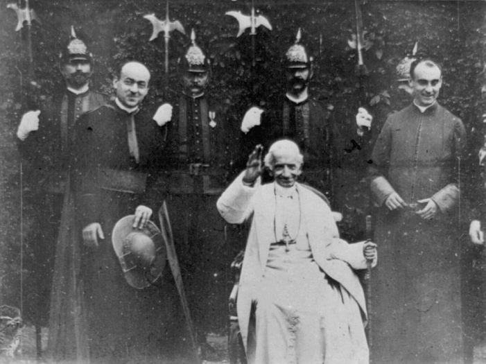 Di una Lega Antimassonica benedetta da Papa Leone XIII