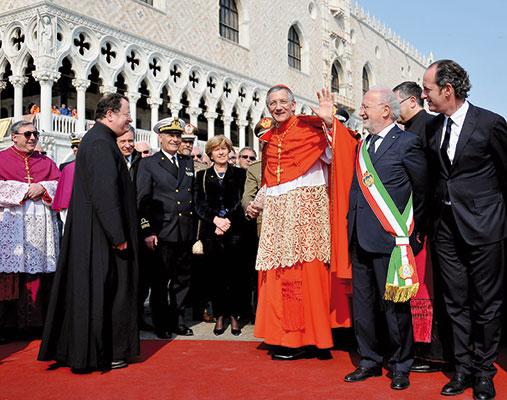 Nota del Patriarcato di Venezia