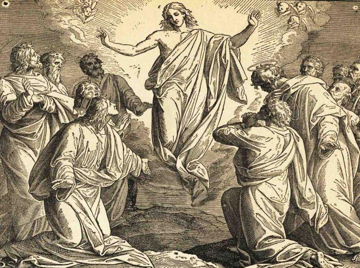 Incarnazione, Ascensione, Pentecoste. Il commento liturgico di Mattia Rossi