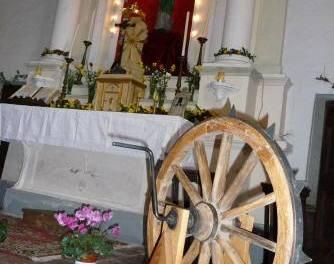 [TERAMO] La devozione popolare alla ruota di S. Caterina