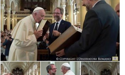 Bergoglio, discorso ai Valdesi. È possibile parlare di precursore dell'Anticristo?