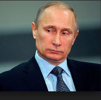 Putin e il mondo alla rovescia