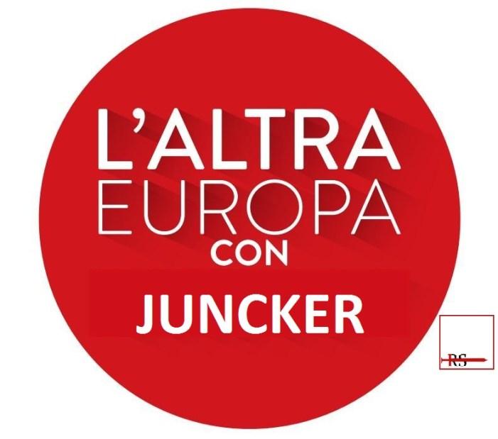 [Fare il punto] L'altra Europa con Juncker