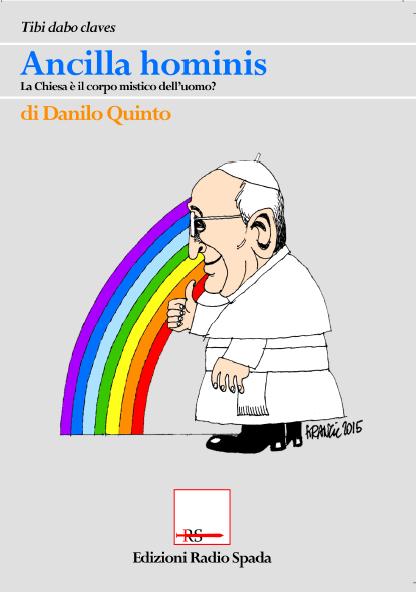 [ANCILLA HOMINIS] 29 settembre, Danilo Quinto a Firenze