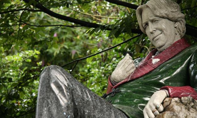Oscar Wilde: una vita per la Bellezza, un incontro con la Verità