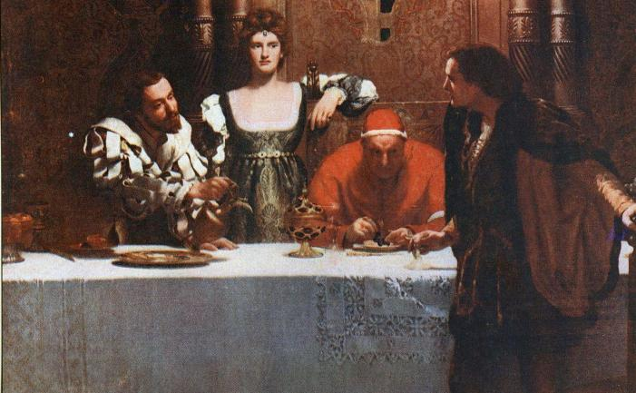 'Qualcuno li vuol giudicare?' Baron Corvo racconta i Borgia