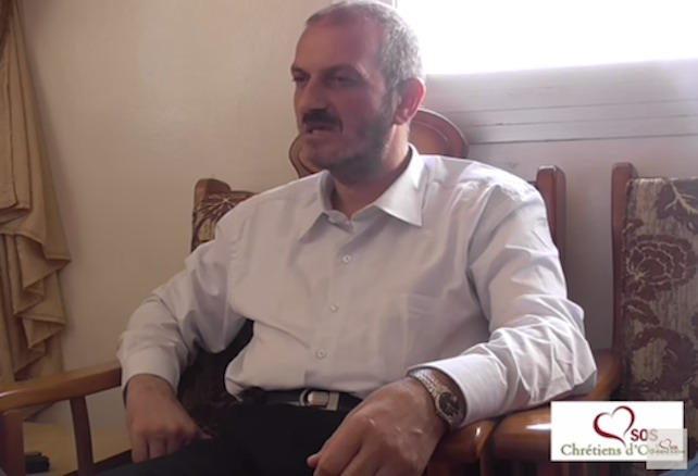 Padre Mourad racconta la sua prigionia. 'Basta essere cristiani per venire uccisi'
