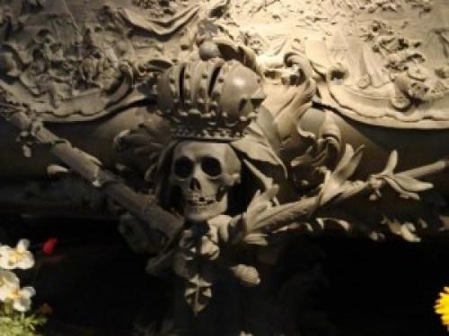 Dettaglio sarcofago Maria Teresa d'Austria.preview