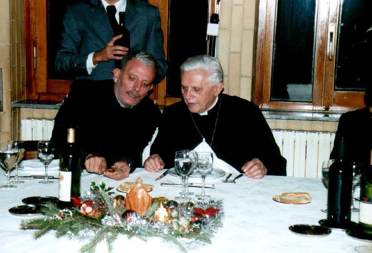 Kiko-Ratzinger