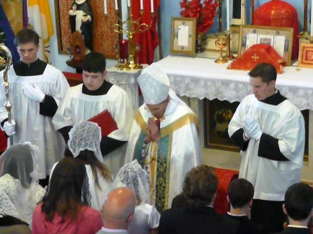 S.E.R. Monsignor Robert Mc Kenna: in memoriam