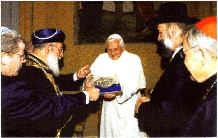 Il libro su J. Ratzinger (C. Di Pietro) acquisito da Harvard University, Yale e NY Library