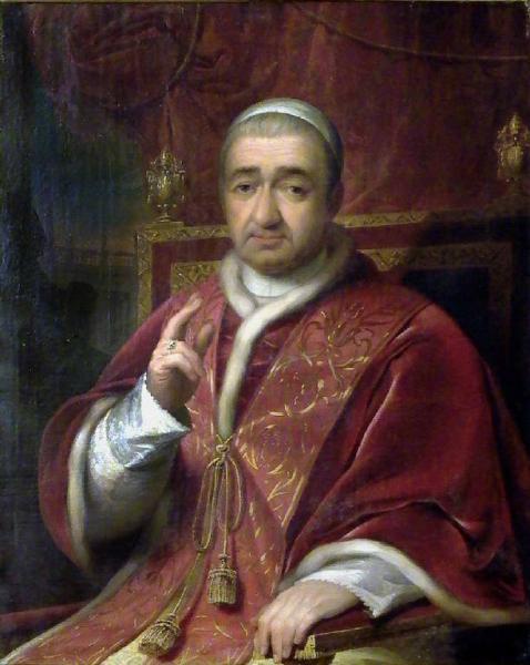 Papa Gregorio XVI:el papa hereje, apóstata o cismático deja la sede vacante.Honorio I no fue hereje formal