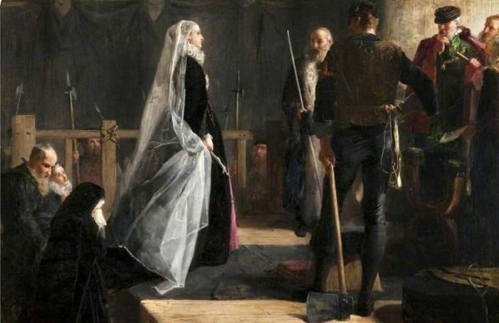 "Elisabetta, Maria e i martiri inglesi: ""Vieni ruota! Vieni forca!"" di R. H. Benson"