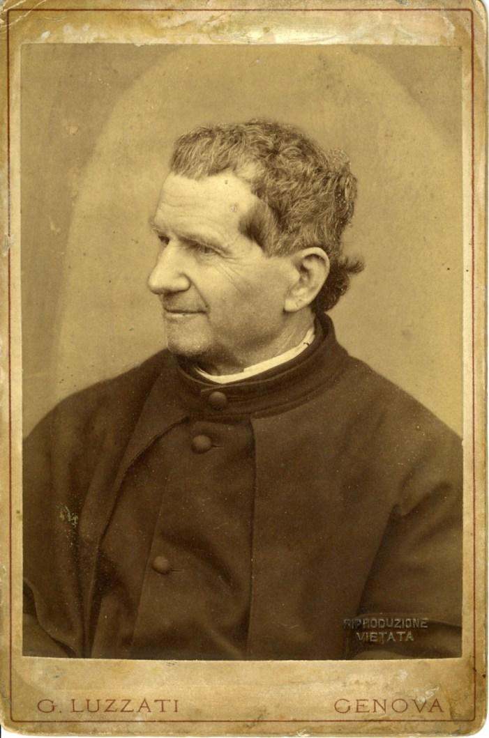 Don G. Bosco e l'ebreo Giona: storia di una bellissima conversione