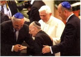 J. Ratzinger: Giudizio di Dio è contro l'amore. Sillabo è una dichiarazione di guerra da abolire