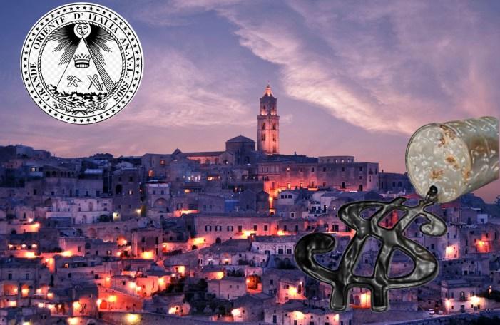 Matera capitale europea della cultura 2019: sede della massoneria e trivellazioni libere