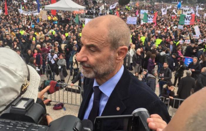 Gandolfini e l'intervista al Corriere – una lettera di Marco Manfredini