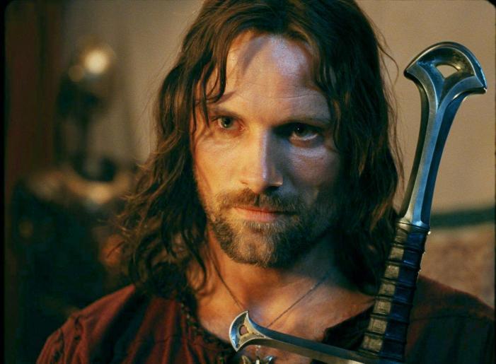 [TOLKIENIANA] Aragorn, la forza del sangue di un Re