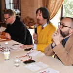 con don Floriano Abrahamowicz e Alessandro Gnocchi