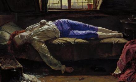 """La malattia dell'esteta: """"The Sentimentalists"""" di R. H. Benson"""